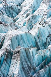 Fox Glacier Gletscher