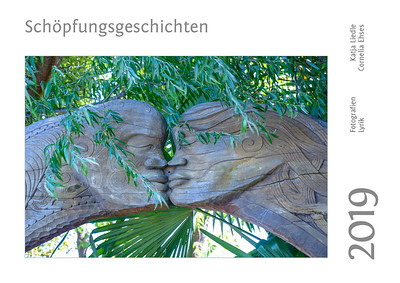 "Foto-Lyrik-Kalender 2019 ""Schöpfungsgeschichten"""
