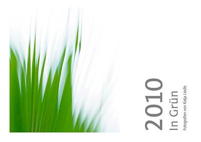 "Foto-Kalender 2010 ""In Grün"""