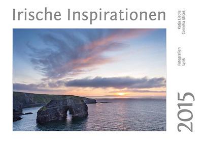 """Foto-Lyrik-Kalender 2015 """"Irische Inspirationen"""""""