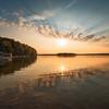 "© Emanuele Pagni Fotografer- Deutschland - Brandenburg ""Müggelsee - Sonnenuntergang"""