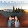 105° Anniversary Harley-Davidson And 25° Event H.O.G.