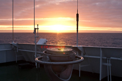 ANTARCTIC SUNRISE - 0393