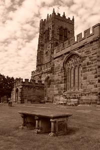 All Saints Church, Great Budworth, Chjeshire