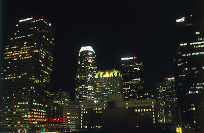 LOS ANGELES AT NIGHT - 0283