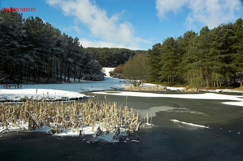 <b>LAKE AT PARKHALL WITH SNOW 0175</b>
