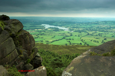 TITTESWORTH RESERVOIR FROM THE ROACHES 0022