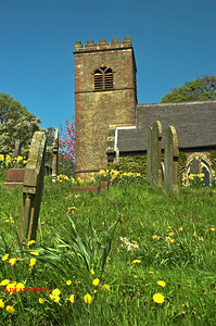 ST MICHAEL'S PARISH CHURCH AT WINCLE, CHESHIRE 0073