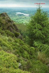 TITTESWORTH RESERVOIR FROM THE ROACHES 0023