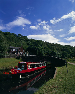 CHURNET VALLEY - BLACK LION AT CONSALL FORGE 0221