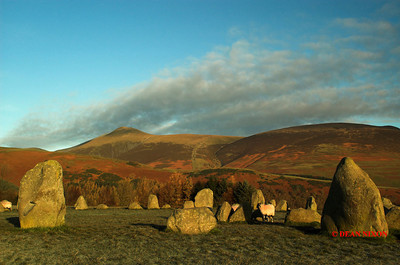 DECEMBER DAWN AT CASTLERIGG 0165