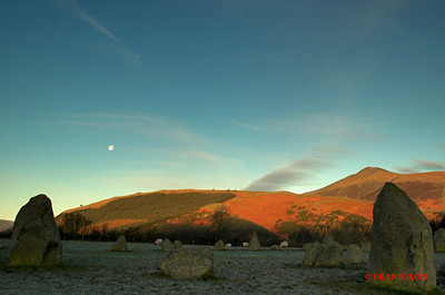 DECEMBER DAWN AT CASTLERIGG 0160