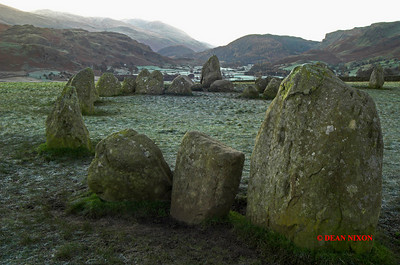 DECEMBER DAWN AT CASTLERIGG 0159