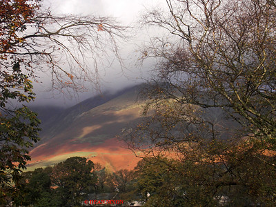 LATRIGG FROM KESWICK 0141