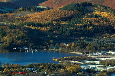 DERWENTWATER AT DAWN FROM LATRIGG 0155