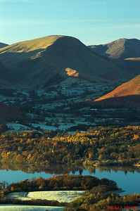 DERWENTWATER AT DAWN FROM LATRIGG 0153