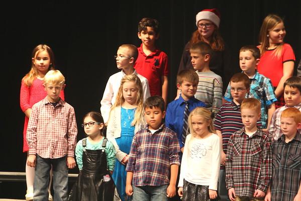 Eisenhower 3rd / 4th grades Music Program 120115