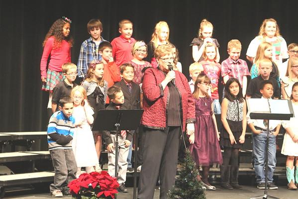 Kennedy 3rd / 4th Grade Christmas Program