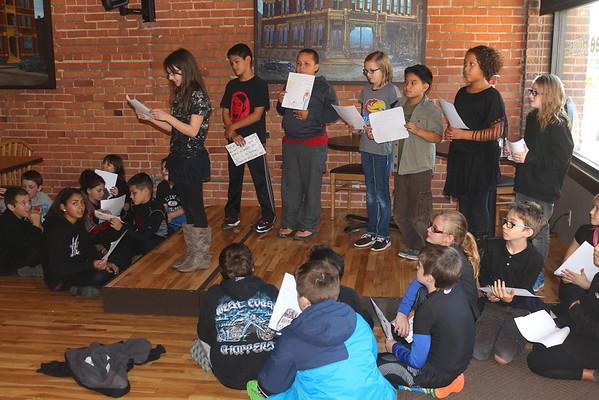 Lincoln Elementary Poetry Slam
