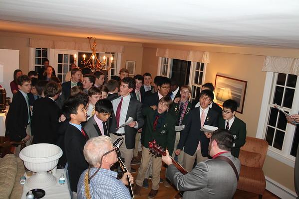 Senior Holiday Reception