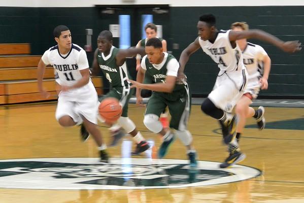 Varsity Basketball vs. Dublin School
