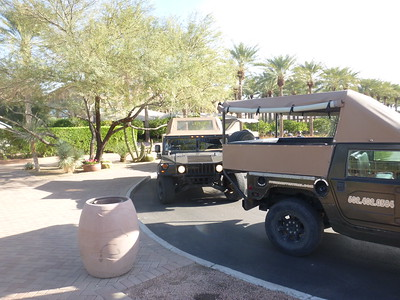 12-29-16 Pickup for desert cookout