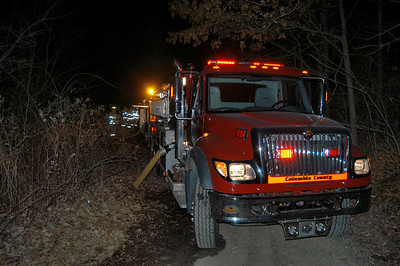 MOUNT CARMEL TOWNSHIP TRAILER FIRE 12-18-2009 PICTURES AND VIDEO BY COALREGIONFIRE