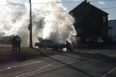 WEST MAHANOY TOWNSHIP VEHICLE FIRE 12-29-2009 PICTURES AND VIDEOS BY COALREGIONFIRE
