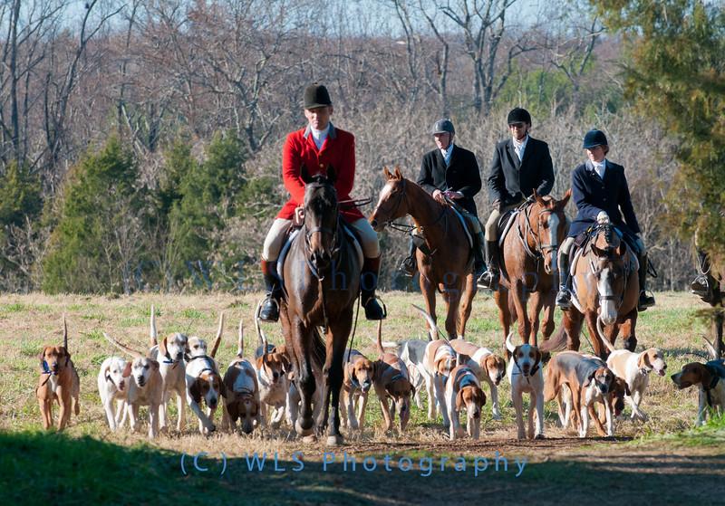 Deep Run Thanksgiving Hunt 2100-9380