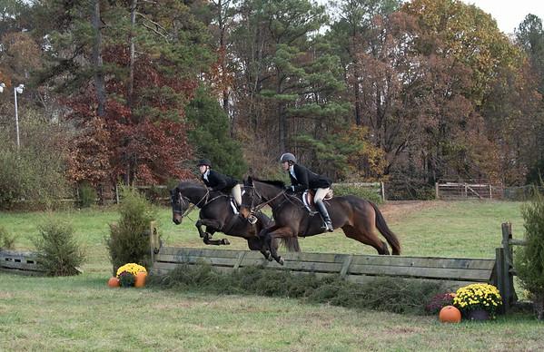 DRHC Hunter Trials Nov 2015 TEAMS