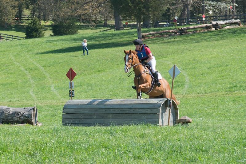 DRHC PC Horse Trials CX 4-18-15-7037