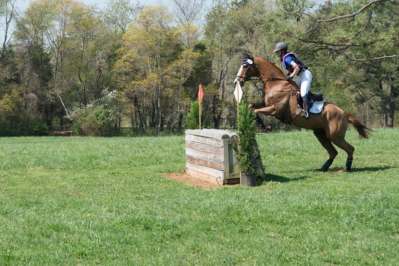 DRHC PC Horse Trials CX 4-18-15-7020