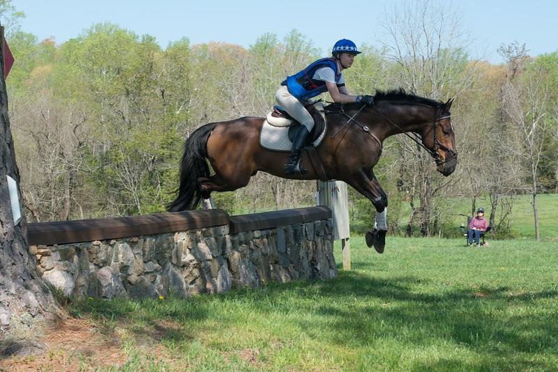 DRHC PC Horse Trials CX 4-18-15-7031