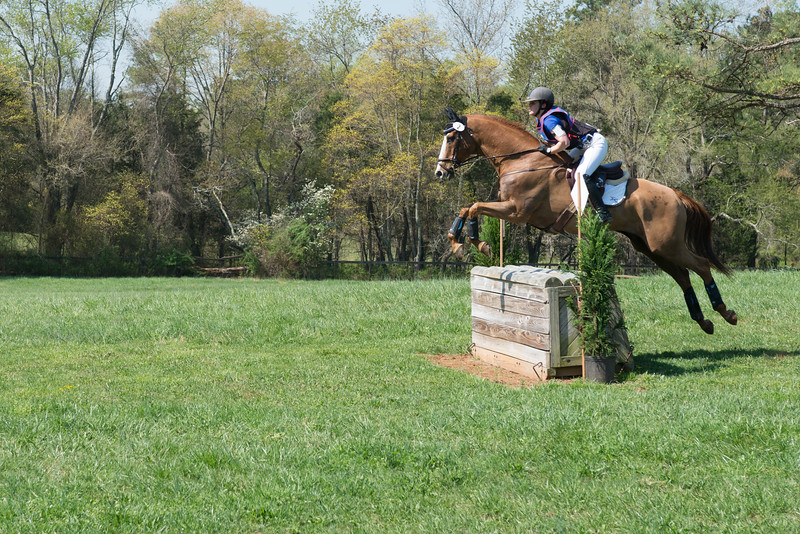 DRHC PC Horse Trials CX 4-18-15-7021