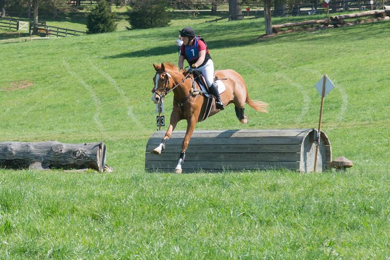 DRHC PC Horse Trials CX 4-18-15-7039