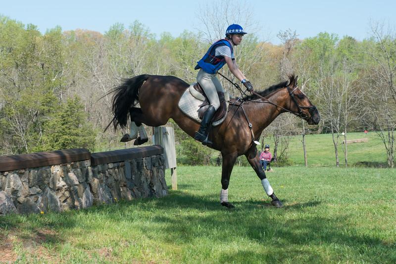 DRHC PC Horse Trials CX 4-18-15-7032