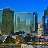 City Center hotel and casino complex, Las Vegas, Nevada.