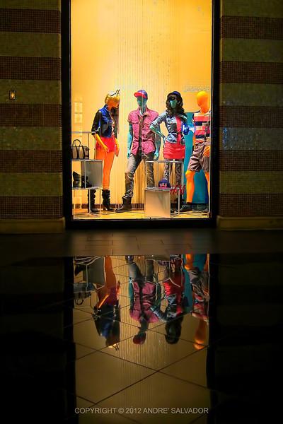 Prada Store at City Center Complex, Las Vegas, Nevada.