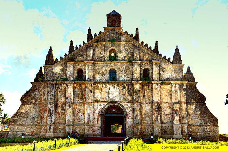 PAOAY OR SAN AGUSTIN CHURCH