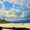 White sand beach, Boracay Island, Aklan Province, Philippines.