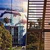 The Longbeach Aquarium building, Longbeach, California, USA.
