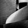 Walt Disney Concert Hall, Los Angeles, California, USA.