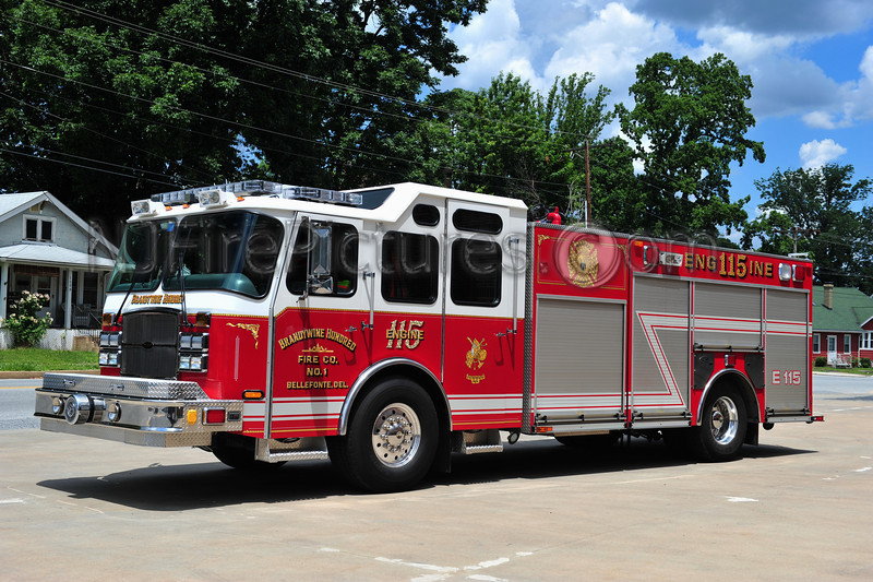 BELLEFONTE, DE ENGINE 115