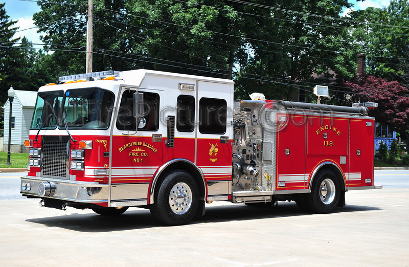 BELLEFONTE, DE ENGINE 113