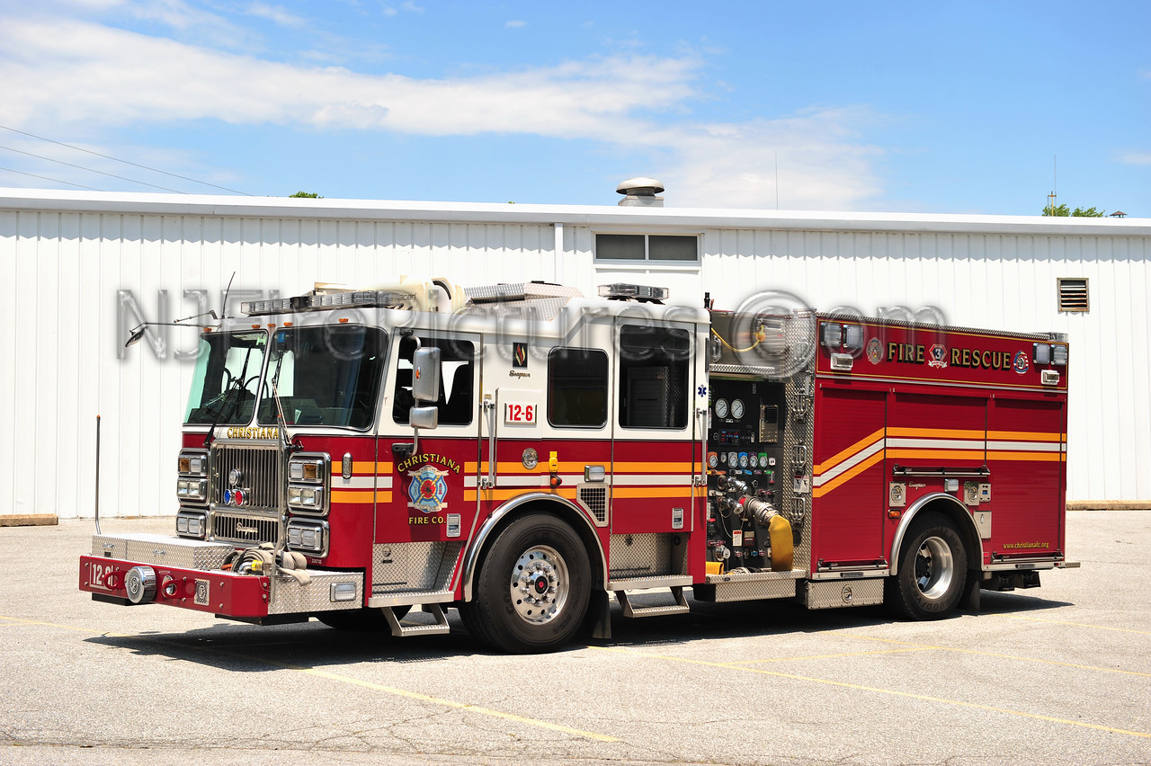 CHRISTIANA, DE ENGINE 12-6