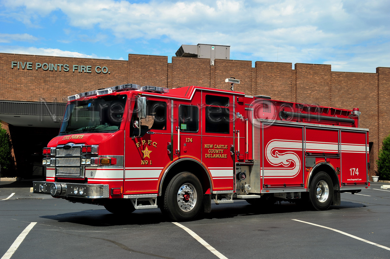 FIVE POINTS FIRE CO. ENGINE 174