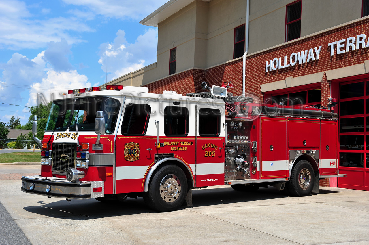 HOLLOWAY TERRACE ENGINE 205
