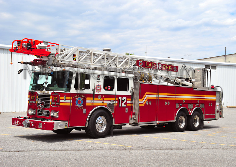 CHRISTIANA, DE LADDER 12