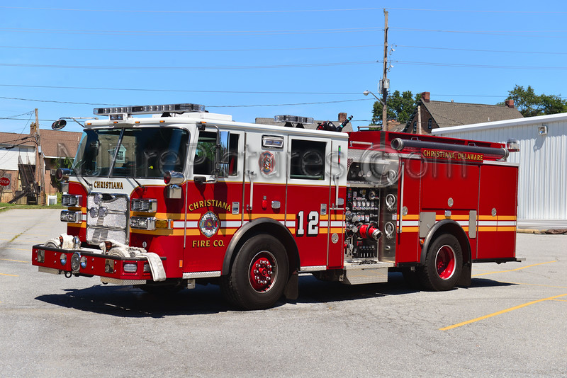 CHRISTIANA, DE ENGINE 12