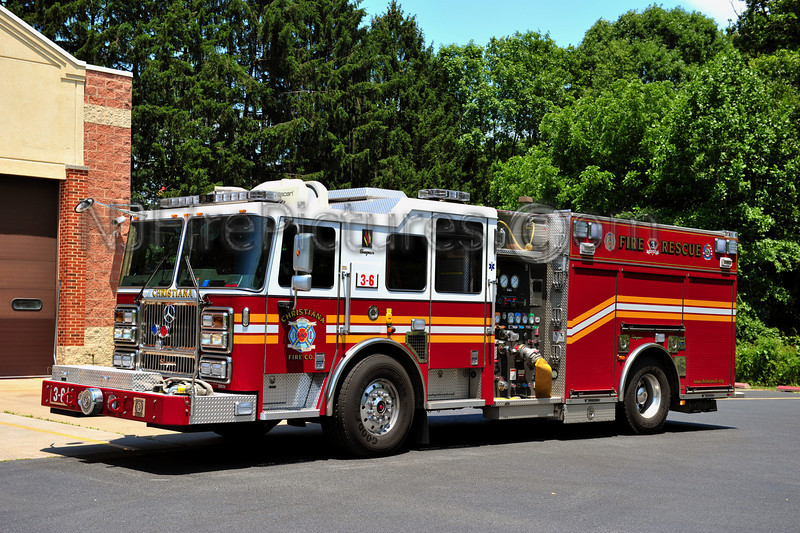 CHRISTIANA, DE ENGINE 3-6
